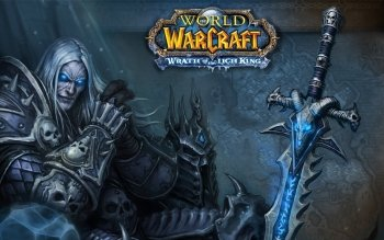 Video Game - World Of Warcraft: Wrath Of The Lich King Wallpapers and Backgrounds ID : 376638