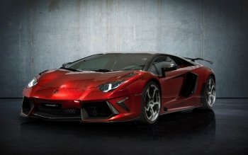 Vehículos - Lamborghini Aventador Mansory Wallpapers and Backgrounds ID : 377390
