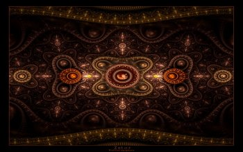 Pattern - Fractal Wallpapers and Backgrounds ID : 377747