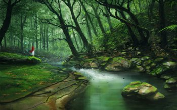 Fantasy - Landscape Wallpapers and Backgrounds ID : 378195