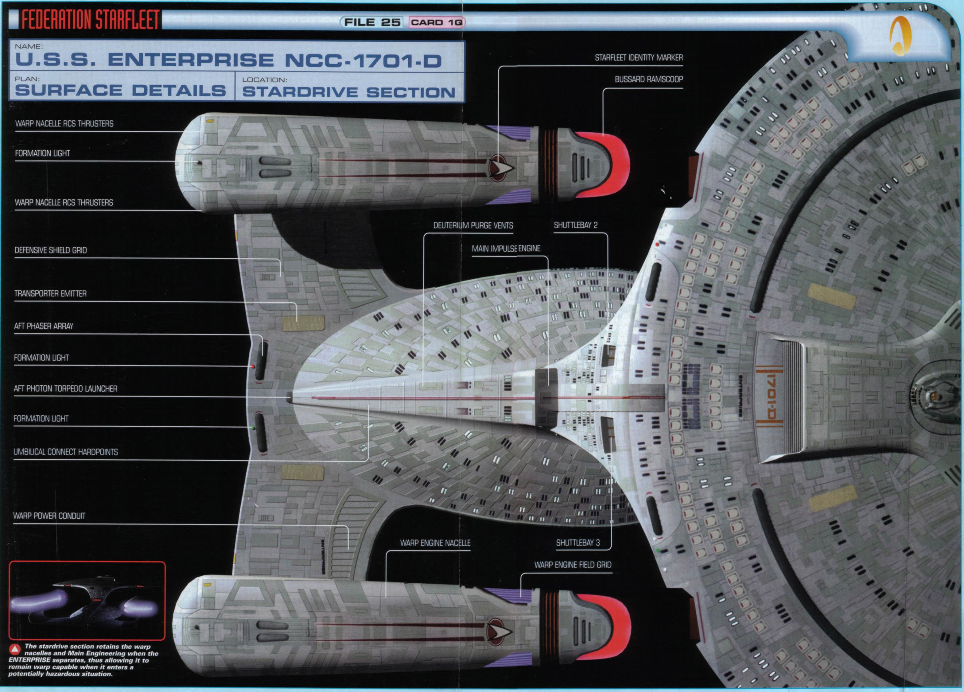 Uss enterprise ncc 1701 d galaxy class saucer separation r flickr - Galaxy Class Uss Enterprise Ncc 1701 D Ventral Surface Detail It S Trekker Not Trekkie Pinterest Uss Enterprise Ncc 1701 Star Trek And Trek