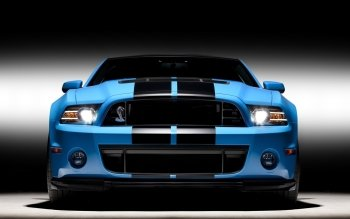 Fahrzeuge - Ford Mustang Shelby Gt500 Wallpapers and Backgrounds ID : 379291