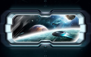 Sci Fi - Space Wallpapers and Backgrounds ID : 379323