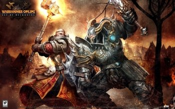 Video Game - Warhammer Online: Age Of Reckoning Wallpapers and Backgrounds ID : 379629