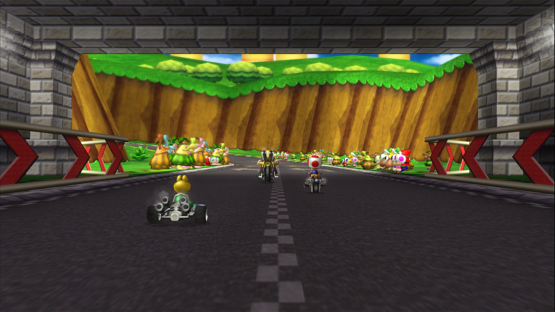 Mario Kart Wii Wallpaper And Background Image 1920x1079