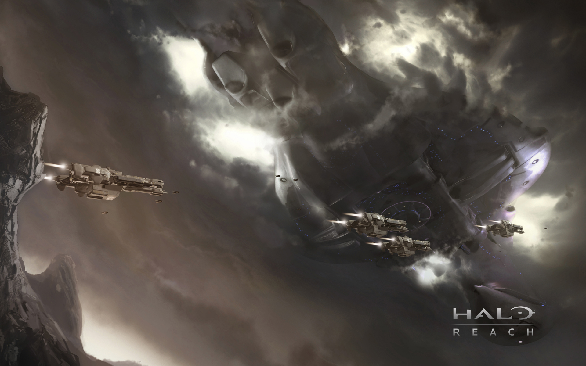 Halo Reach Full HD Fondo De Pantalla And
