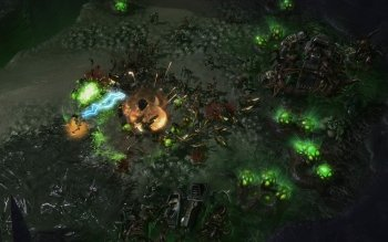 Video Game - StarCraft II: Heart Of The Swarm Wallpapers and Backgrounds ID : 380337