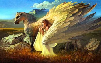 Fantasy - Pegasus Wallpapers and Backgrounds ID : 380596