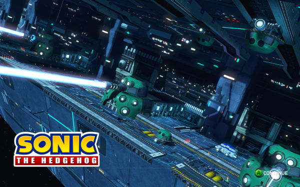 Video Game Sonic & All-Stars Racing Transformed Sonic HD Wallpaper | Background Image