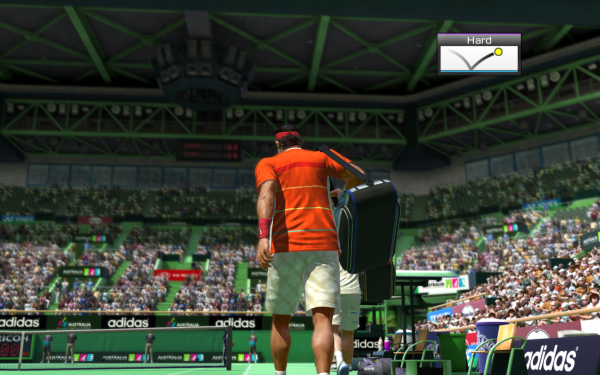 Video Game Virtua Tennis 4 Virtua Fighter HD Wallpaper | Background Image
