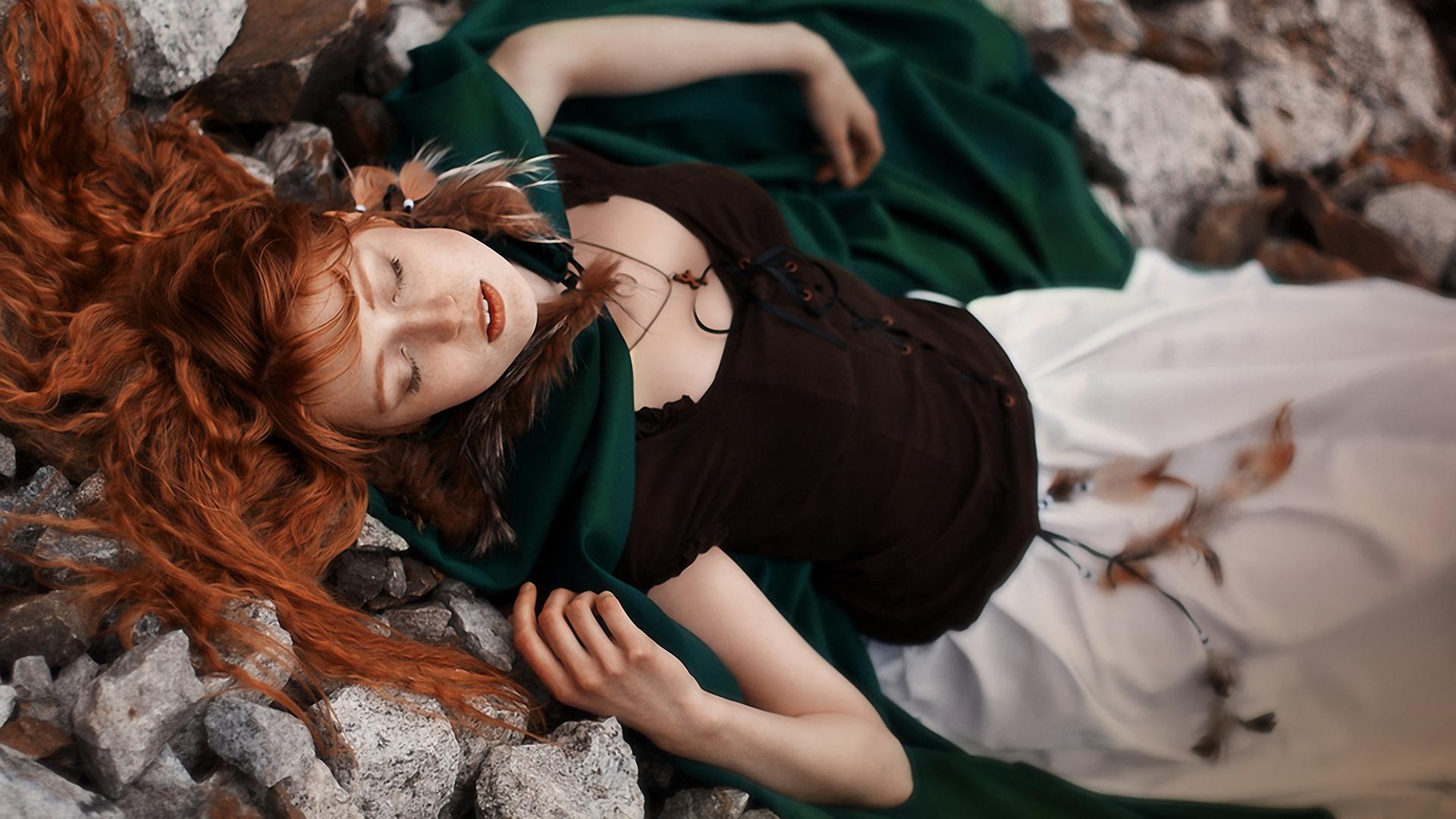 Katya model redhead have