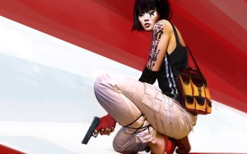 Video Game - Mirror's Edge Wallpapers and Backgrounds ID : 381134