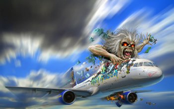 Music - Iron Maiden Wallpapers and Backgrounds ID : 381197