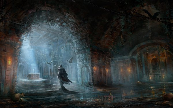 Videojuego Assassin's Creed: Brotherhood Assassin's Creed Fondo de pantalla HD | Fondo de Escritorio