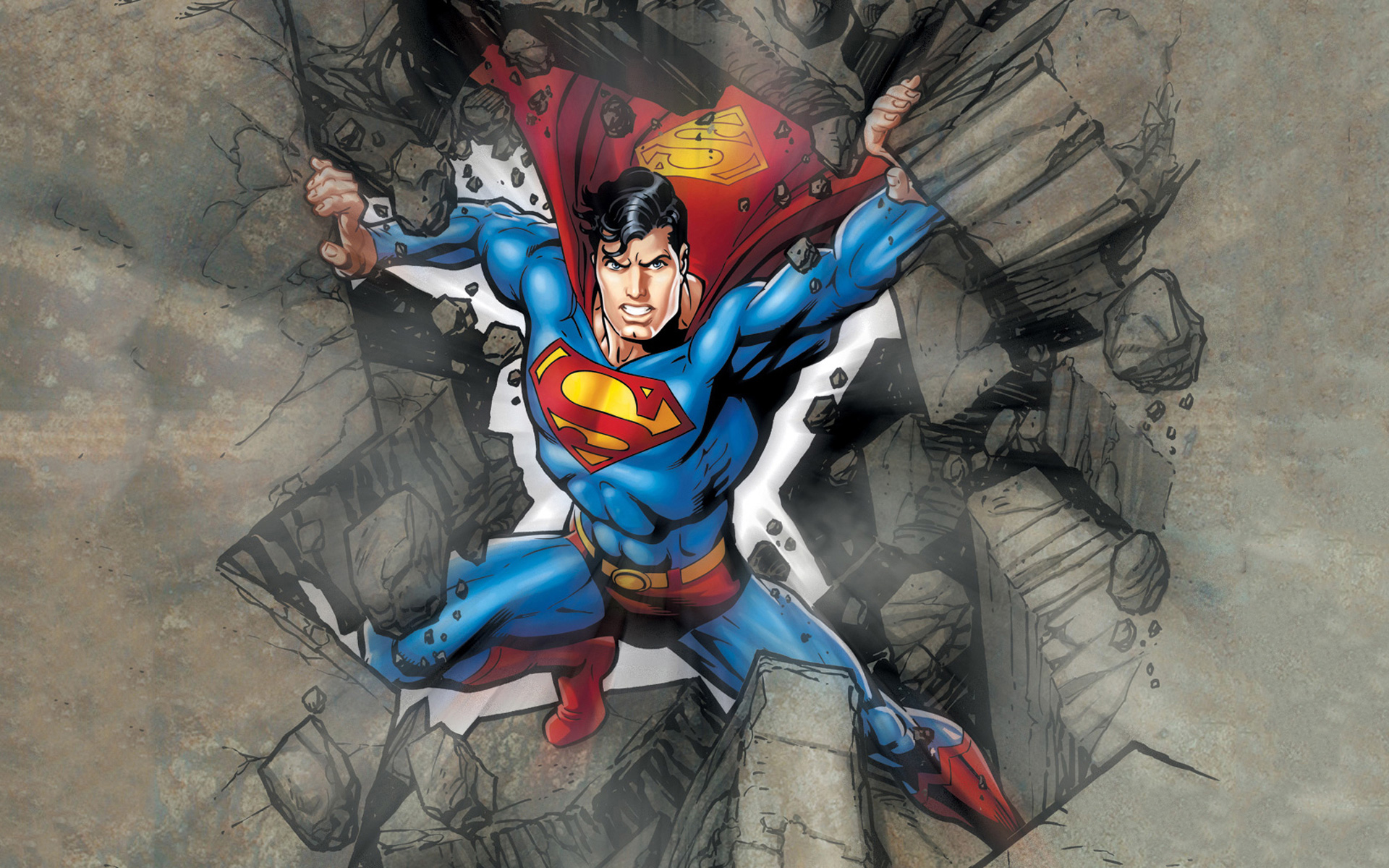 Superman hd wallpaper background image 1920x1200 id - Superman screensaver ...