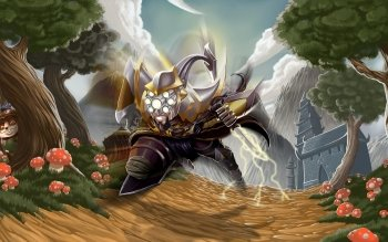 Video Game - League Of Legends Wallpapers and Backgrounds ID : 384146