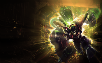 Video Game - League Of Legends Wallpapers and Backgrounds ID : 384530