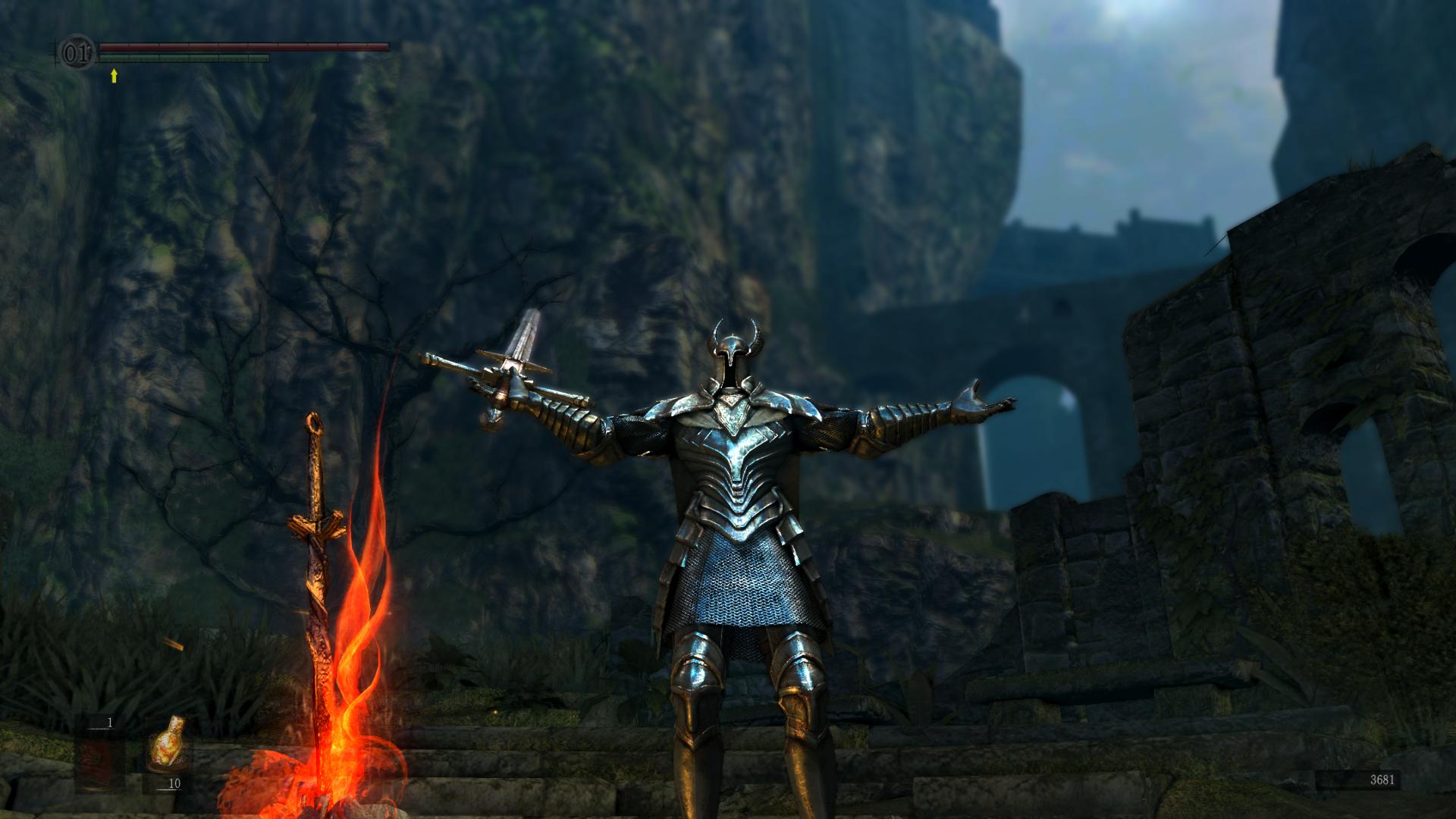 Dark Souls HD Wallpaper | Background Image | 1920x1080 ...