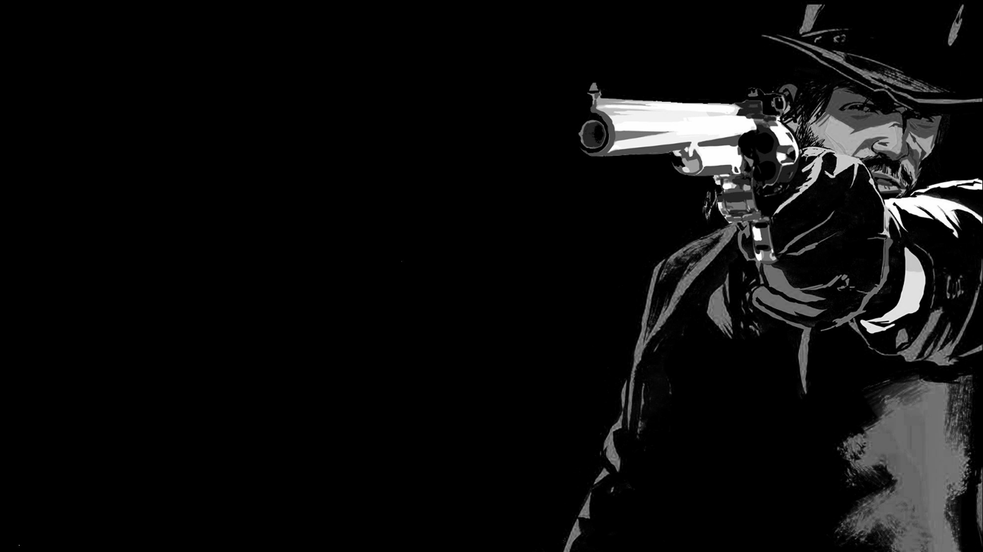 Red Dead Redemption Fondo De Pantalla Hd Fondo De
