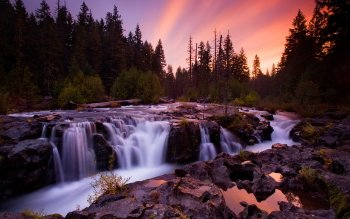 Earth - Waterfall Wallpapers and Backgrounds ID : 385250