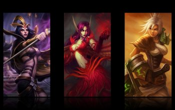 Video Game - League Of Legends Wallpapers and Backgrounds ID : 385521