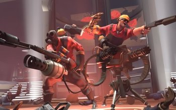 Video Game - Team Fortress 2 Wallpapers and Backgrounds ID : 385538