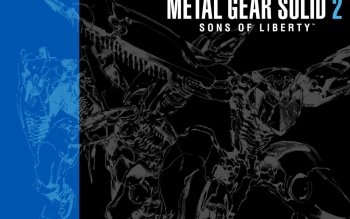 Video Game - Metal Gear Solid 2: Sons Of Liberty Wallpapers and Backgrounds ID : 385855