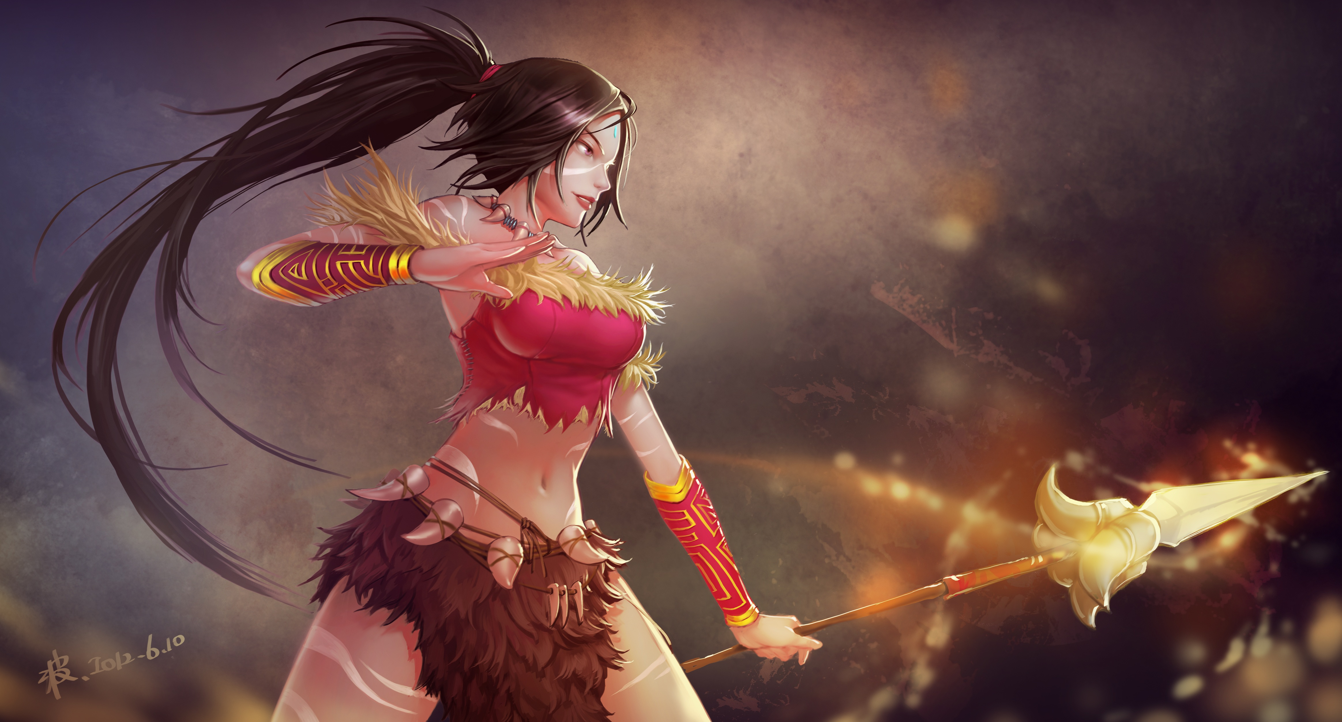 78 Nidalee League Of Legends Hd Wallpapers Background Images