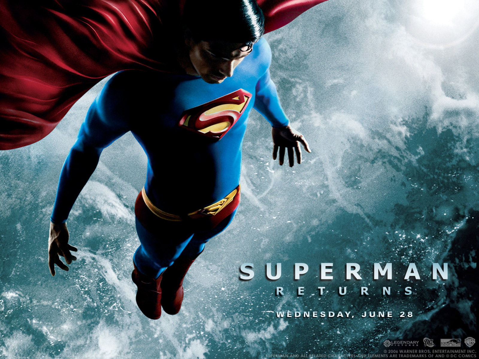 superman returns wallpaper and background image | 1280x1024 | id:386592