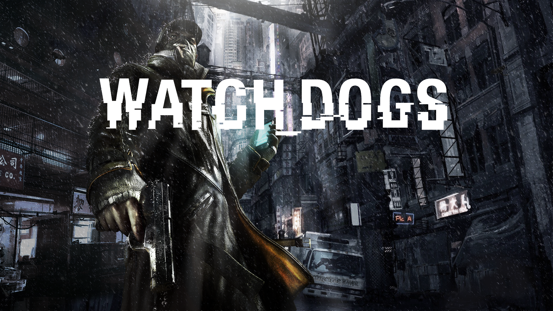 watch dogs #Games4Quarantine