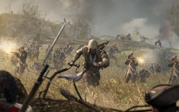 Video Game - Assassin's Creed III Wallpapers and Backgrounds ID : 386027