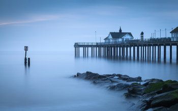 Man Made - Pier Wallpapers and Backgrounds ID : 386773