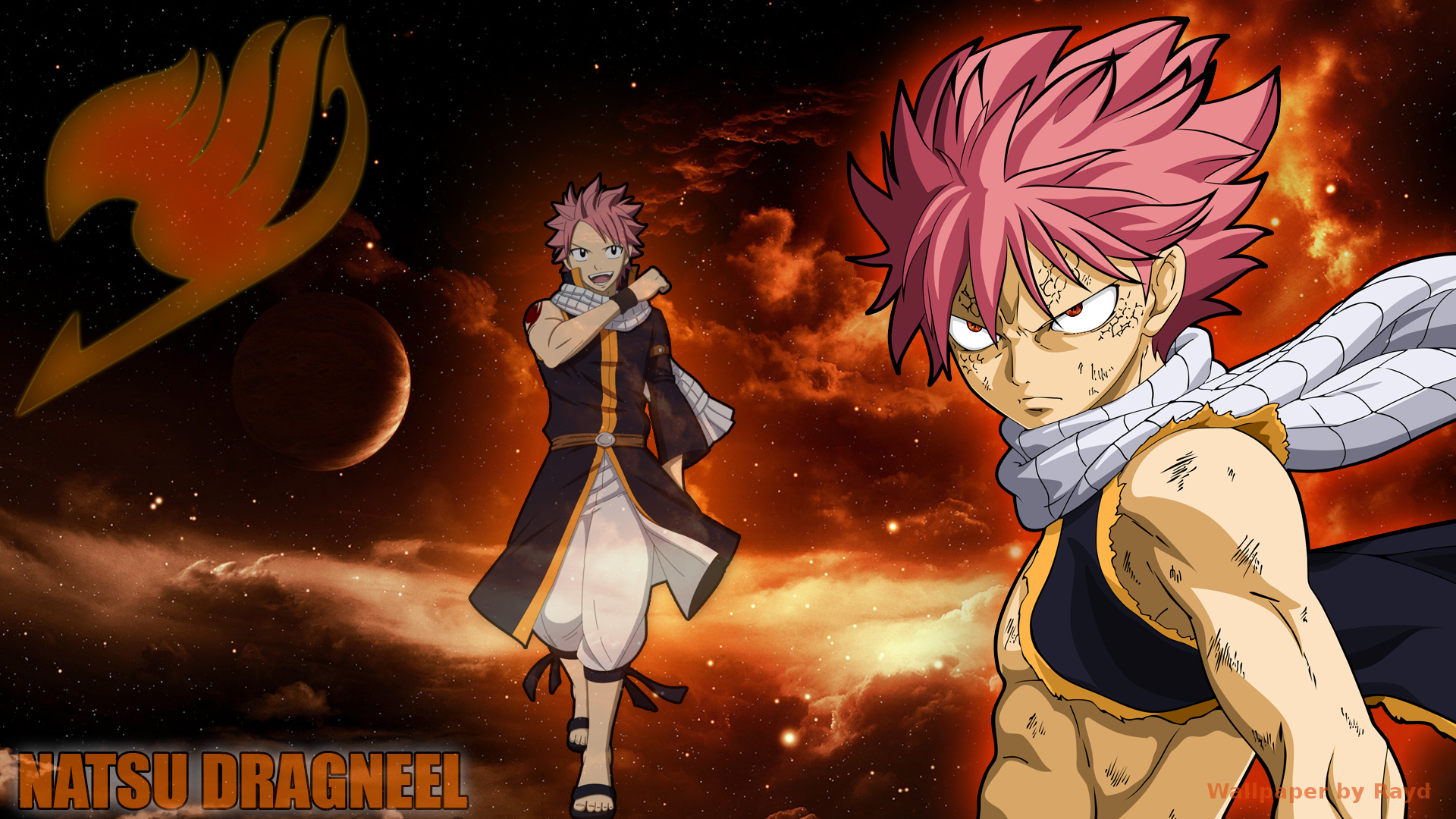 Fairy Tail Hd Wallpaper Background Image 1920x1080 Id 387057