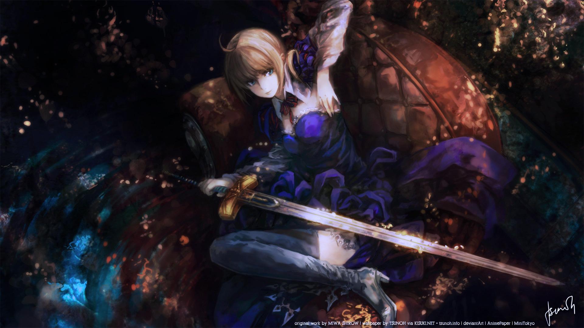 Fate/Zero HD Wallpaper