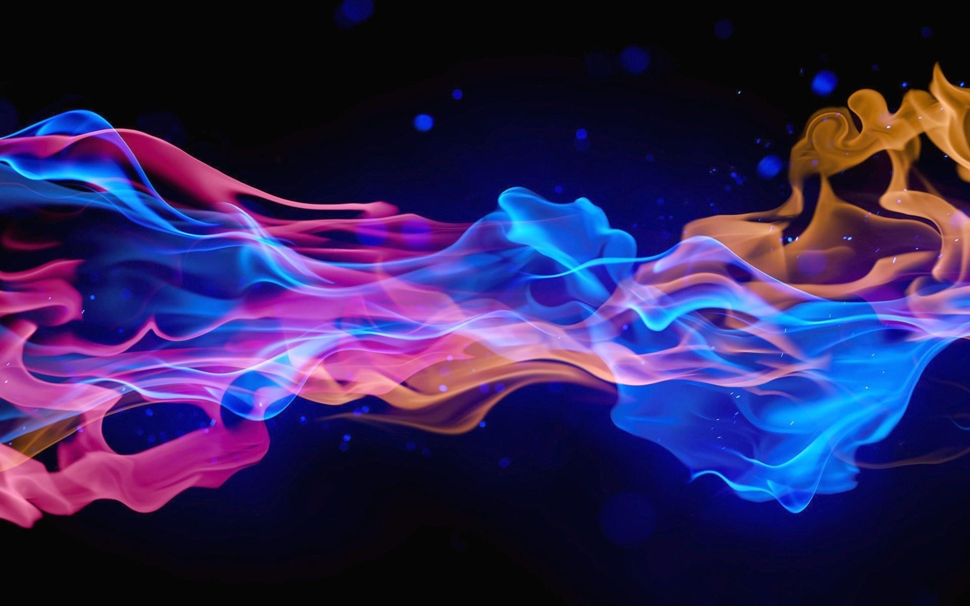 gratis abstracte kleuren wallpapers - photo #42
