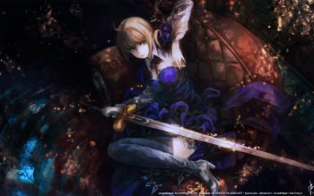 Anime - Fate/Zero Wallpapers and Backgrounds ID : 387083