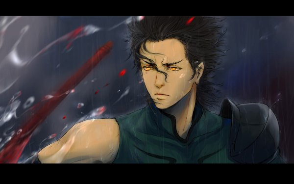 Anime Fate/Zero Fate Series Lancer HD Wallpaper | Background Image