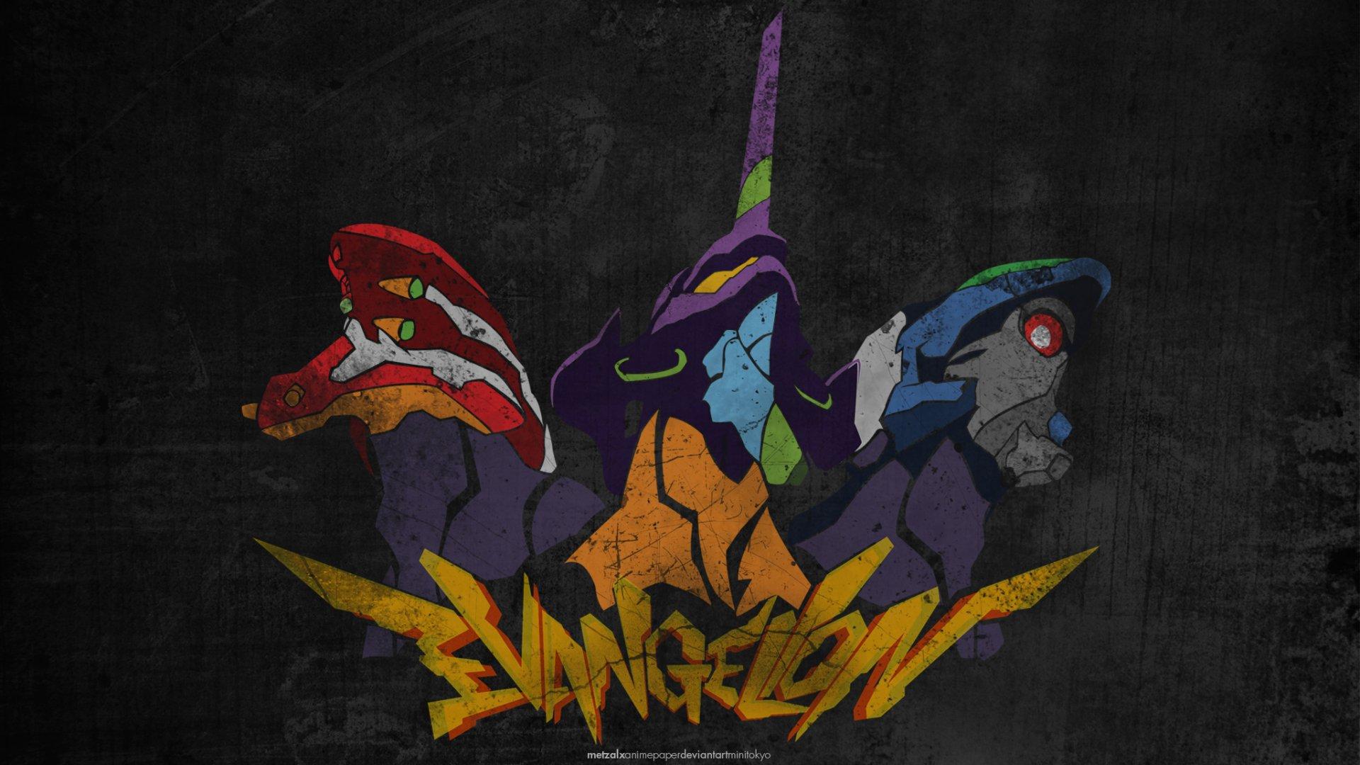 Neon Genesis Evangelion HD Wallpaper | Background Image ...