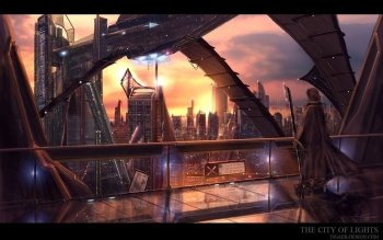 Sci Fi - City Wallpapers and Backgrounds ID : 388050