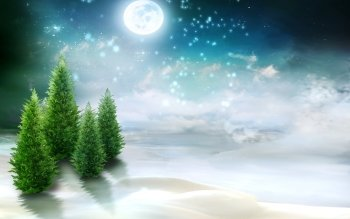 Artistic - Winter Wallpapers and Backgrounds ID : 388538