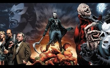 Comics - Shadowman Wallpapers and Backgrounds ID : 388645