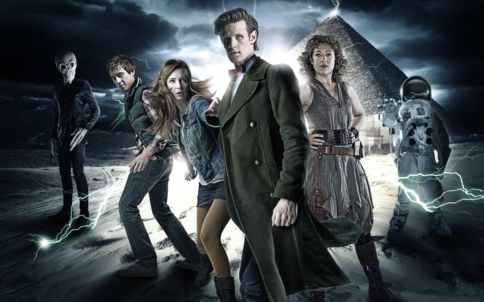 Matt Smith Eleventh Doctor Hd Wallpaper Background Image 1920x1200