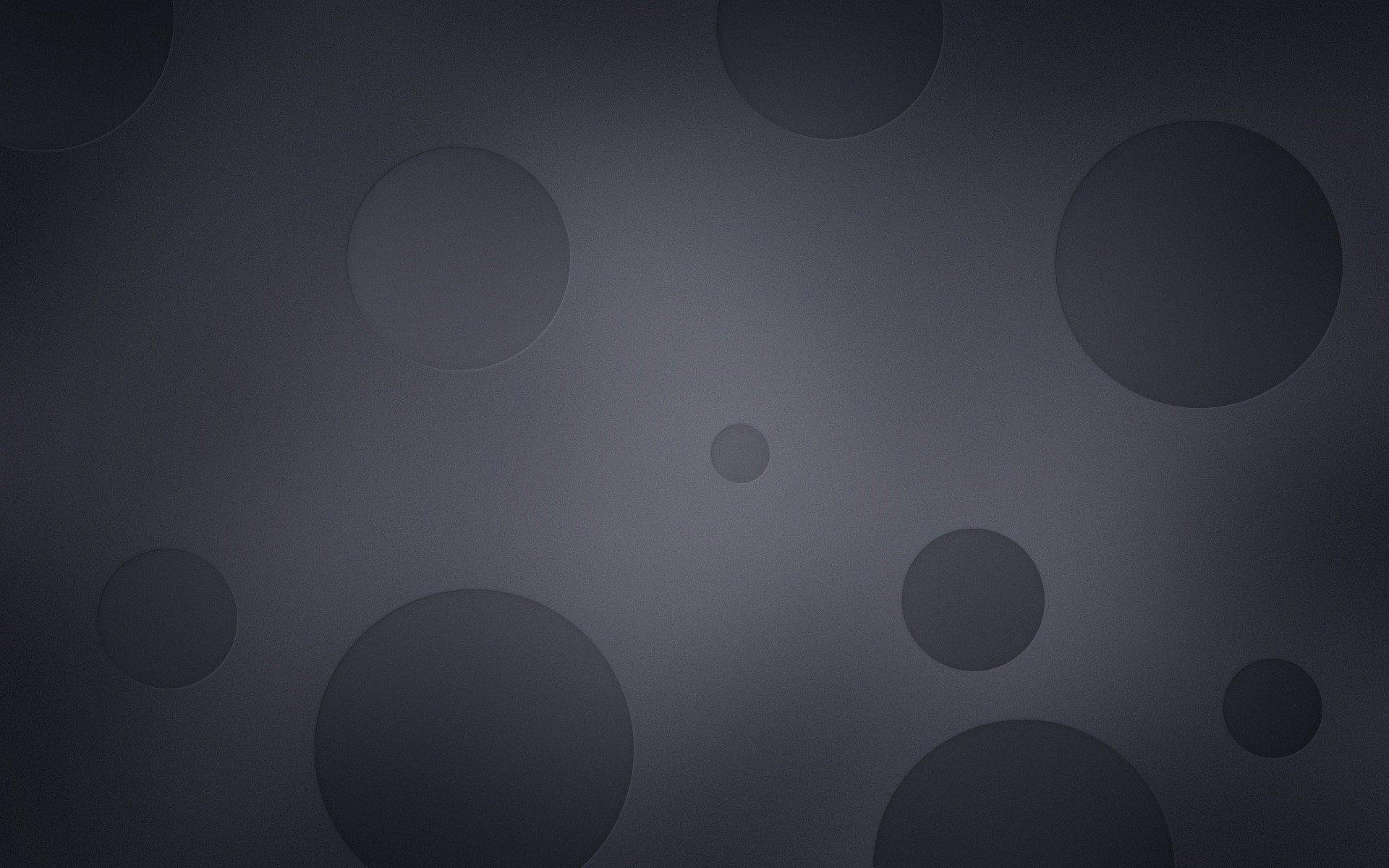 Abstract - Black  Digital Abstract Wallpaper