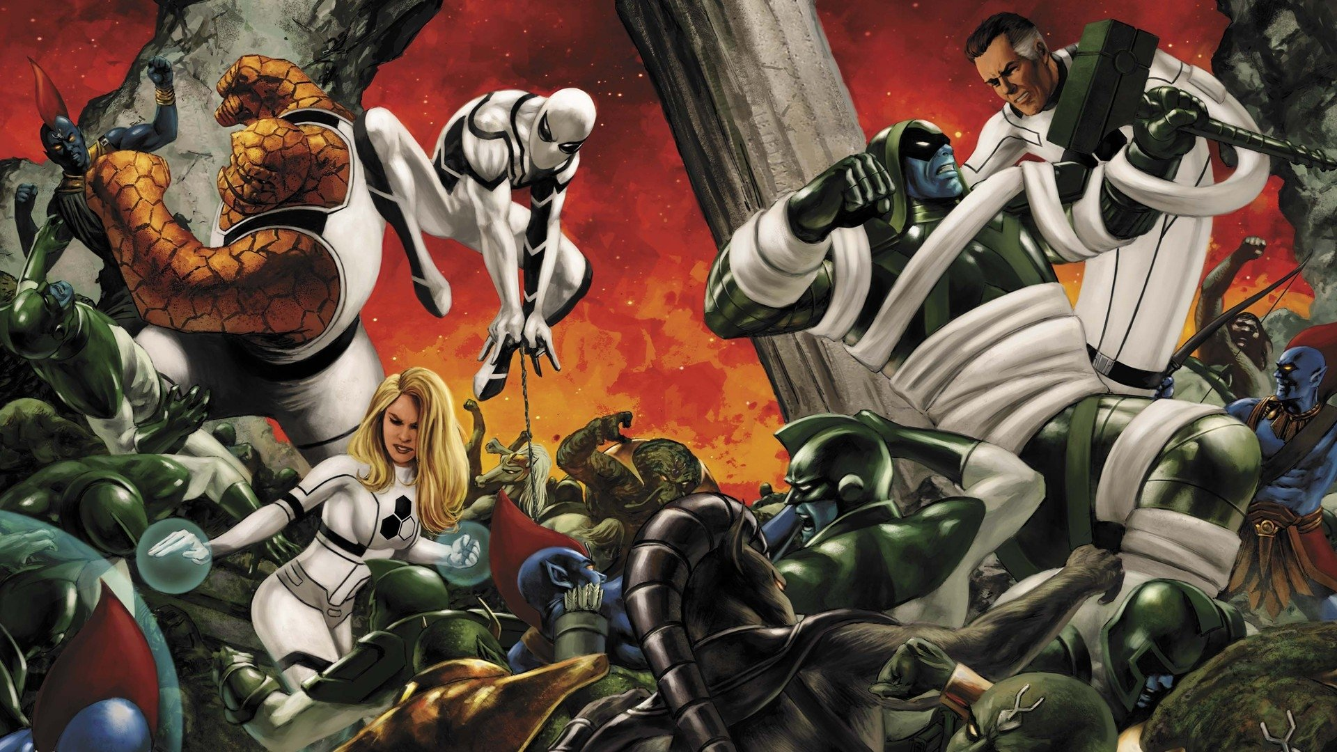 1 Future Foundation Hd Wallpapers Background Images Wallpaper