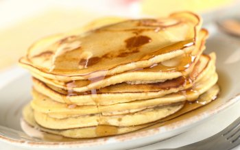 Food - Pancake Wallpapers and Backgrounds ID : 389011