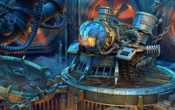 Sci Fi - Steampunk Wallpapers and Backgrounds ID : 389459