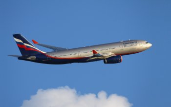 Vehicles - Aeroflot Airbus A330 Wallpapers and Backgrounds ID : 389510