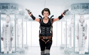 wallpaper resident evil retribution alice