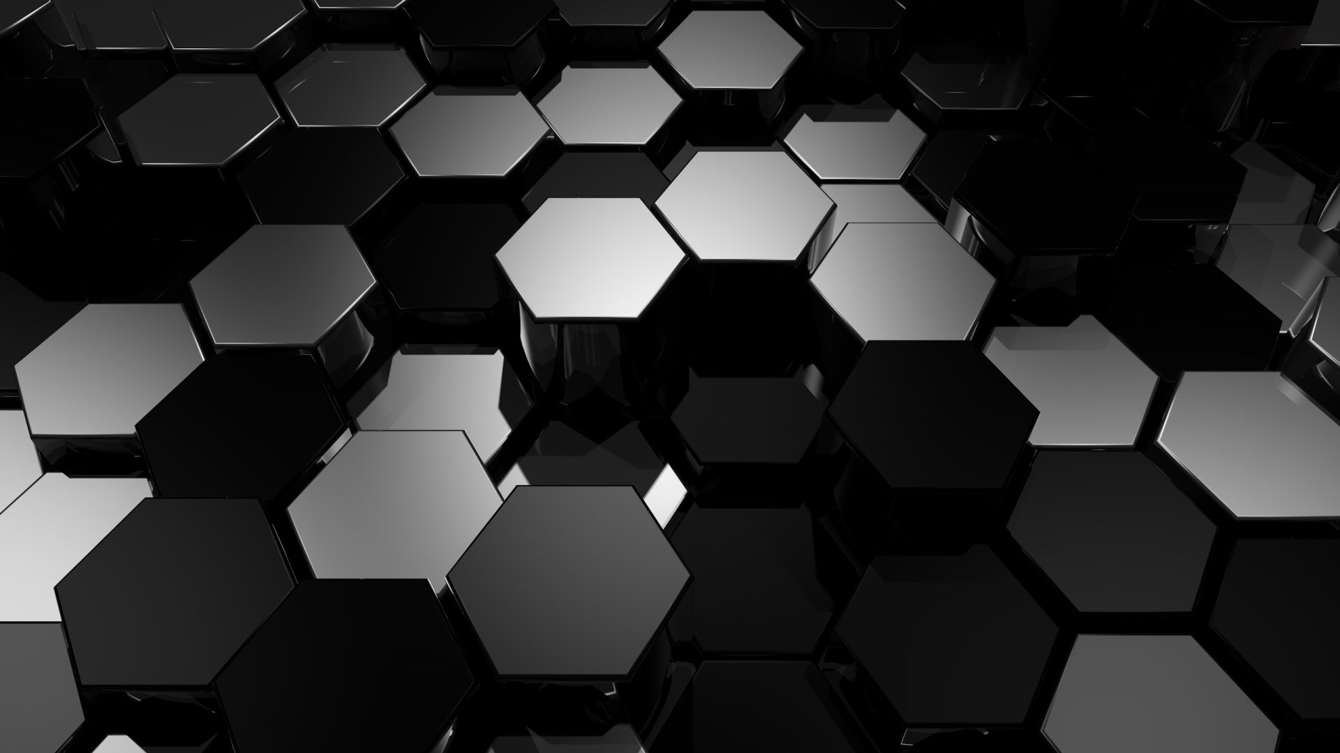 Pattern - Hexagon  Wallpaper