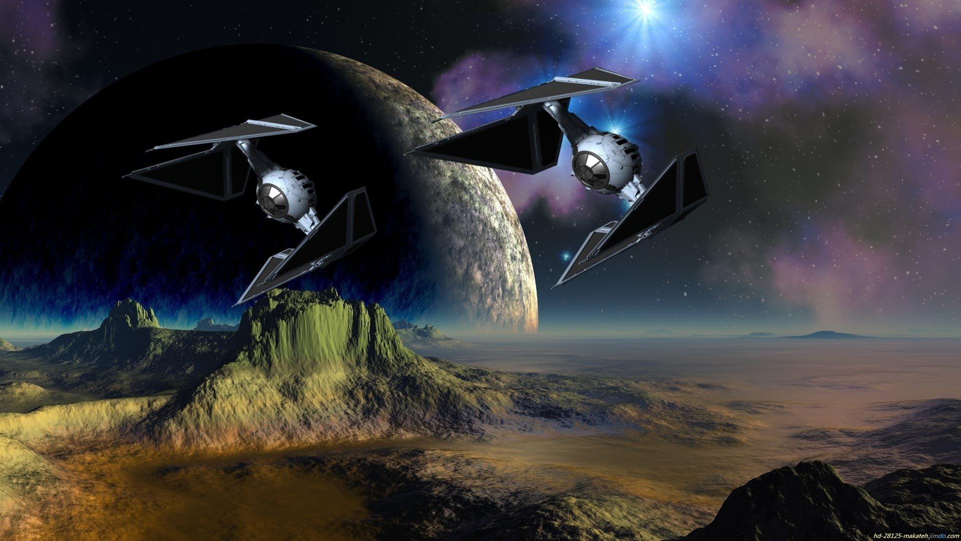 Star Wars C HD Wallpaper | Background Image | 1920x1080 ...